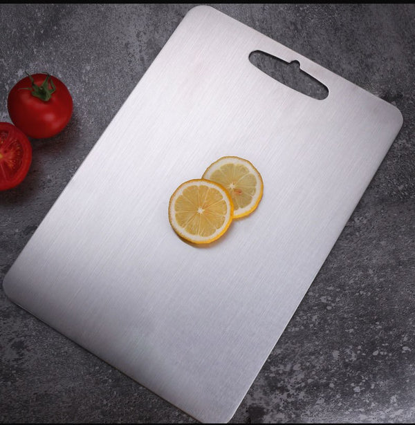 Stainless Steel Vegetable Board