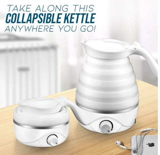 Rivera Collapsible Water Kettle