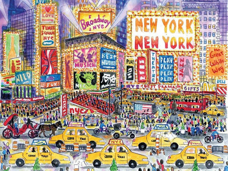 NEW YORK 1000 Piece Puzzle