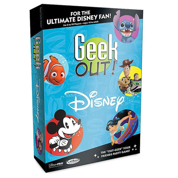Disney Geek Out - Fun Workshop