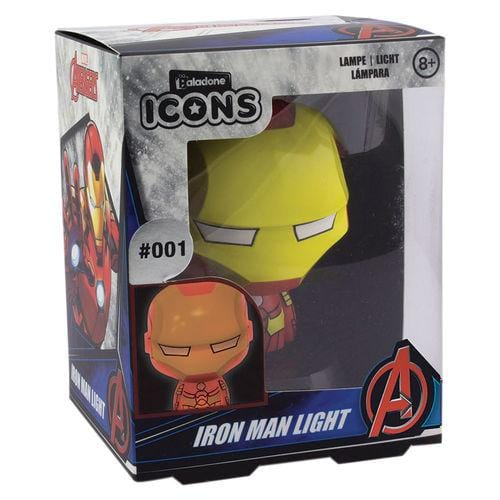 Iron Man Icons Light - Fun Workshop