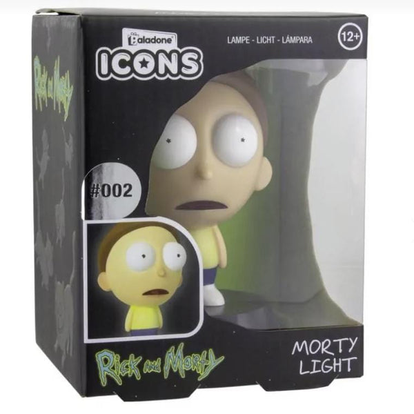 Morty Icon Light - Fun Workshop