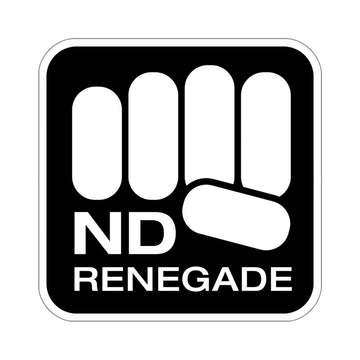 ND Renegade Sticker