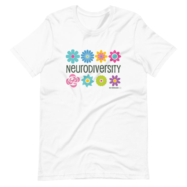 NueroD Flowers T-Shirt