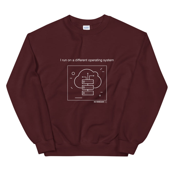 Operating System Sweatshirt