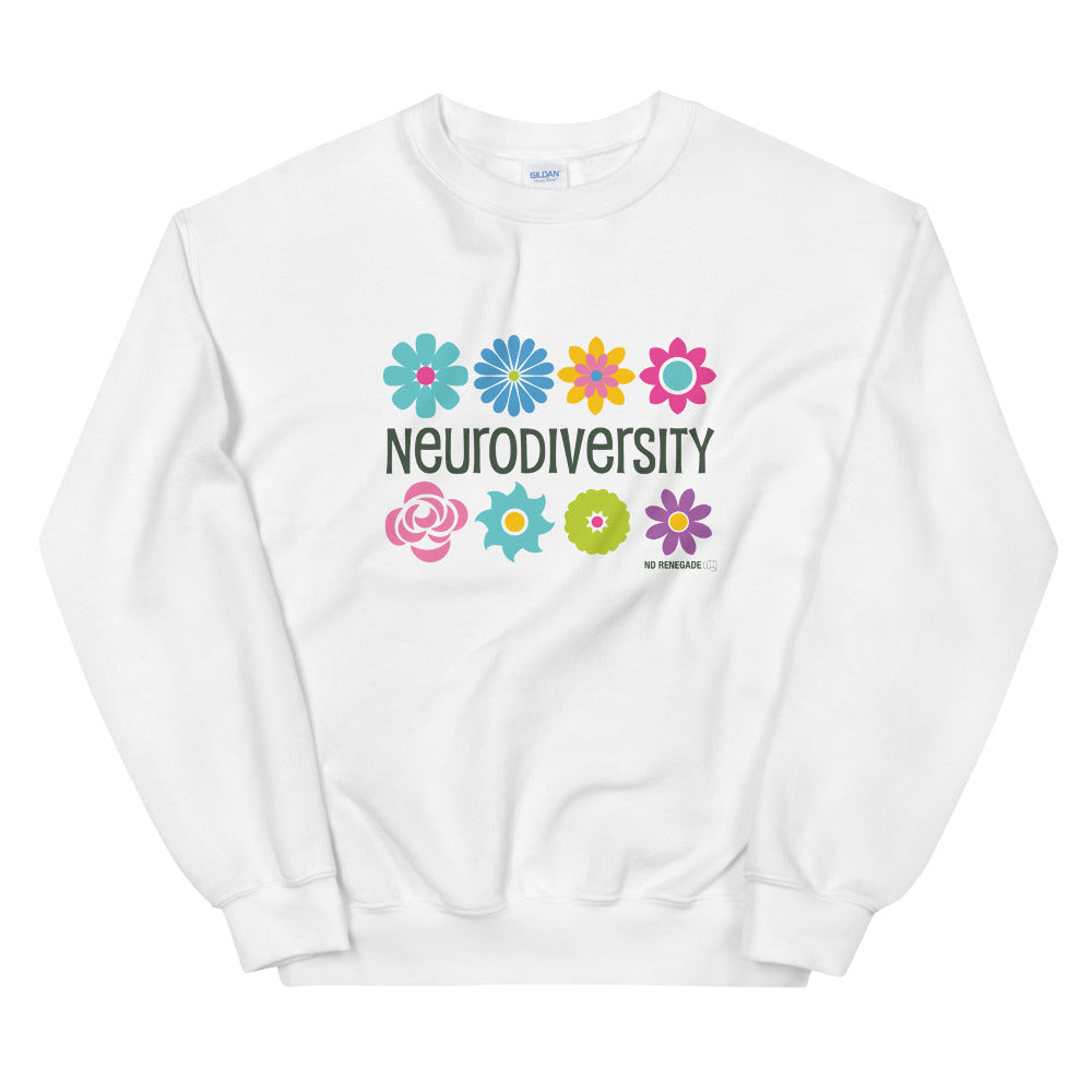 NeuroD Flowers Sweatshirt
