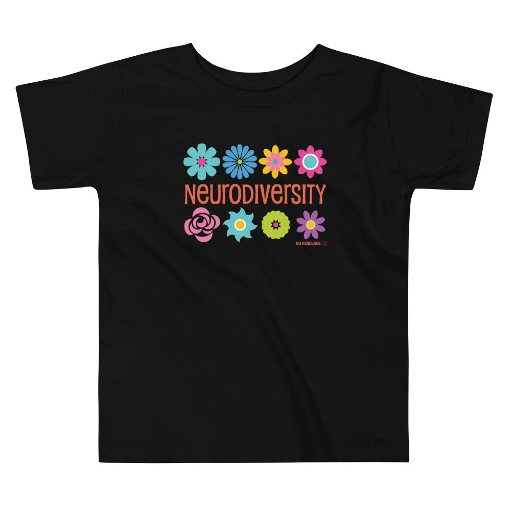 NeuroD Flowers T-Shirt