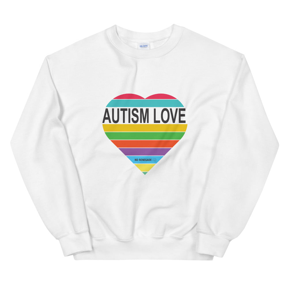 Autism Love Sweatshirt