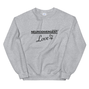 NeuroD Love Sweatshirt