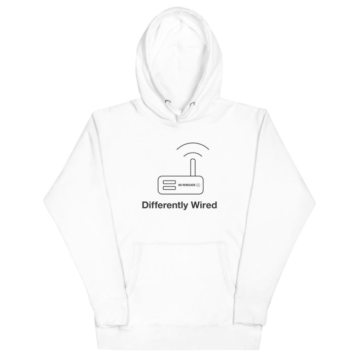 Differently Wired Hoodie