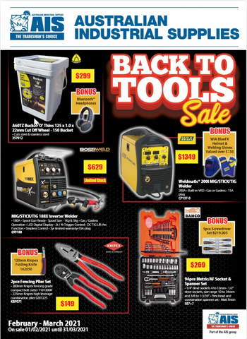 Back to Tools Sale
