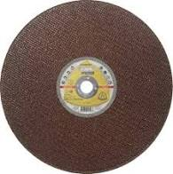 350 X 3 X 25.4MM FLAT CUTTING WHEEL 119628