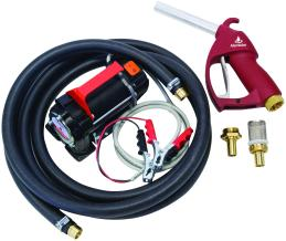 ALEMLUBE 12V DIESEL ELECTRIC PUMP KIT, 50LPM 52000