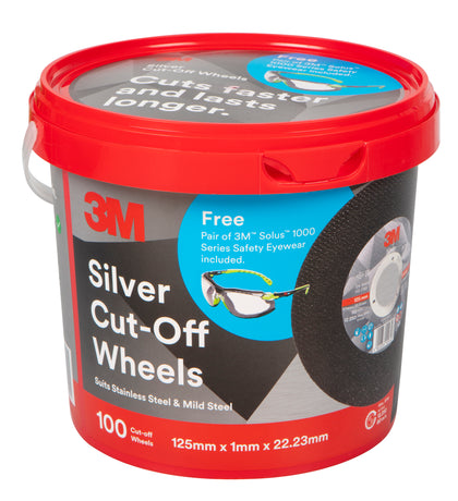 3M 125MM CUT OFF AC019444218