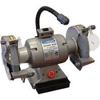 "LINISHALL H/DUTY BENCH GRINDER 8""(200MM) BG8"