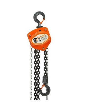 CHAIN BLOCK 1000KGX3MTR LIFT