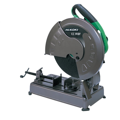 "HIKOKI 2400W 355MM (14"") METAL CUT OFF SAW CC14SF(6WZ)"