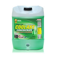 COOLANT GREEN CONCENTRATE 5L HI8-3240-005
