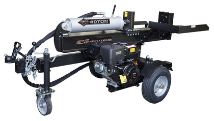 LOG SPLITTER 40 TON 13HP BLACKDIAMOND LS40BD