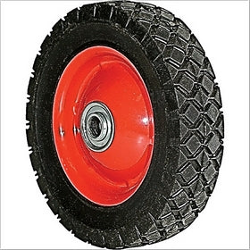 SEMI PNEUMATIC RUBBER TYRED WHEEL 45KG 150MM SP6663