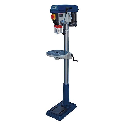 ITM PEDESTAL FLOOR DRILL PRESS, 2MT, 16MM CAP, 16 SPEED, 325 TD1316F