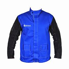 JACKET PROMAX BLUE LARGE WC-04658