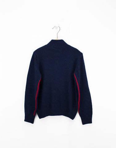 Boys Knitted Wool Top