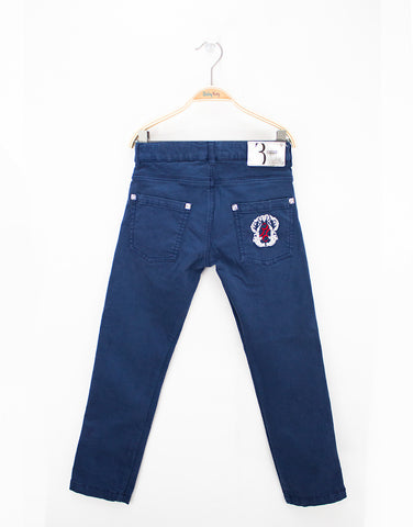 Boys Light Blue Trousers