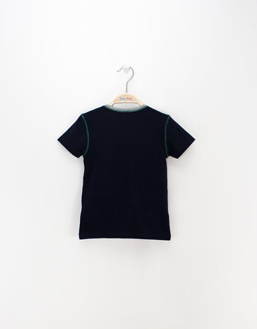 Boys t-shirt with logo