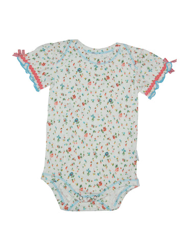 Baby cotton body west  - Claesens
