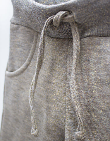 Girls Grey Sweatsuit Trousers