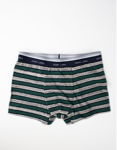 Boys striped cotton boxer shorts