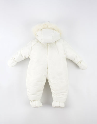 Baby Hooded Snowsuit