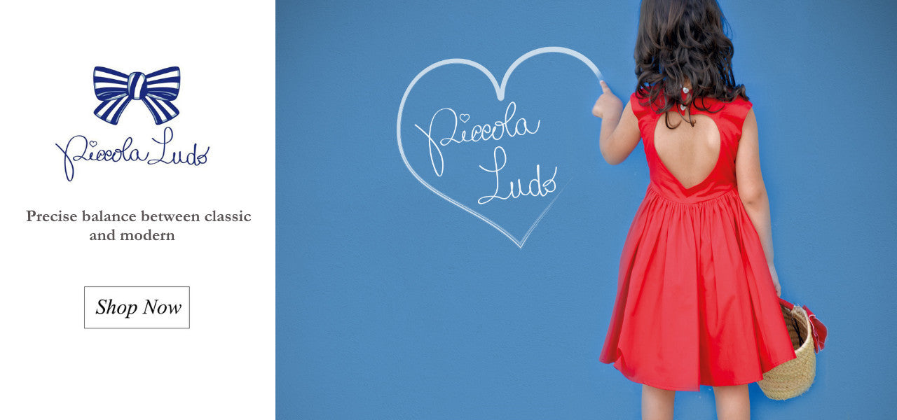 Piccola Ludo girls clothing