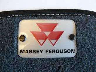 Massey Ferguson Floor Mat - Edged Carpet Material - 3933726M1