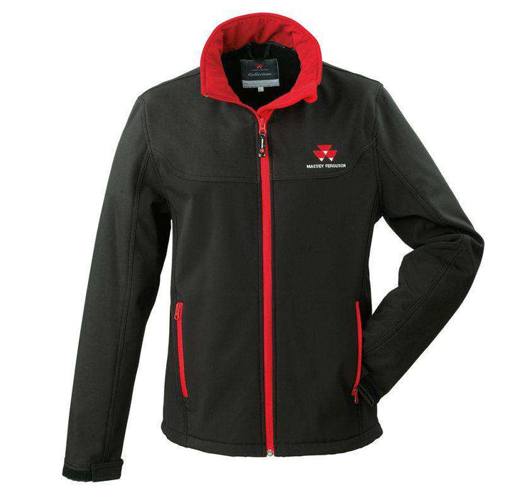 Massey Ferguson Mens Softshell Jacket