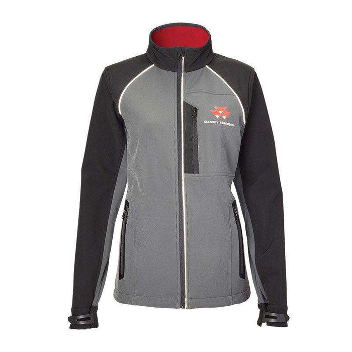 Massey Ferguson Ladies Softshell
