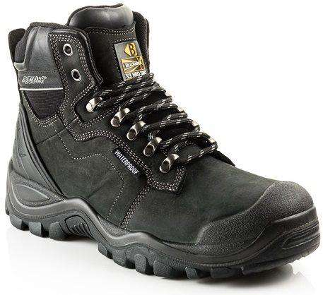 Buckler Safety Lace Boot