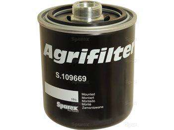 Sparex Hydraulic Filter - Spin On - - 109669