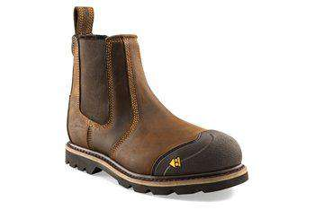 Buckler Dealer Boot - B1990SM