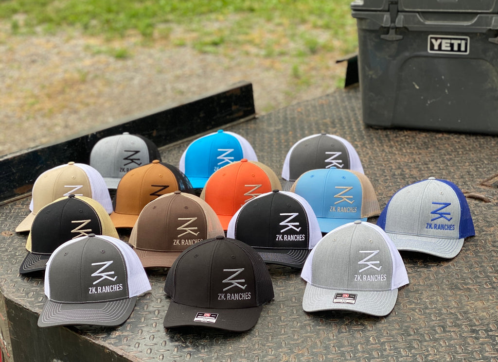 ZK Ranches Cap