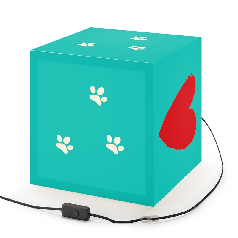 Walter Puppy Love Light Cube| Abi C Designs