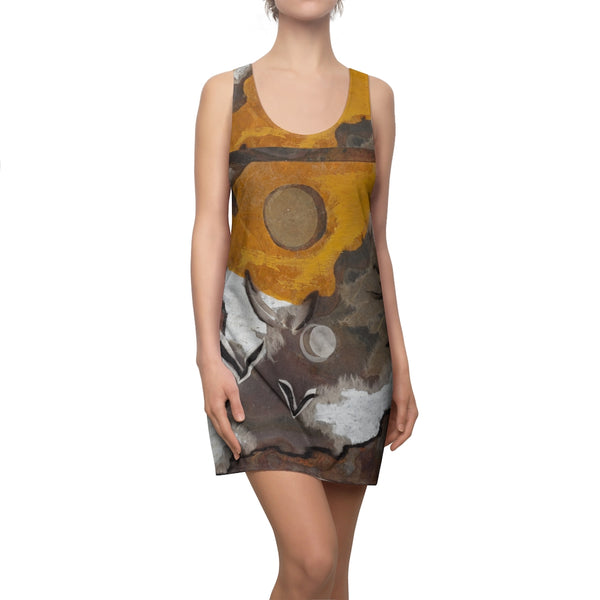 Women's Southwest Racerback Dress | Just Abi Collection