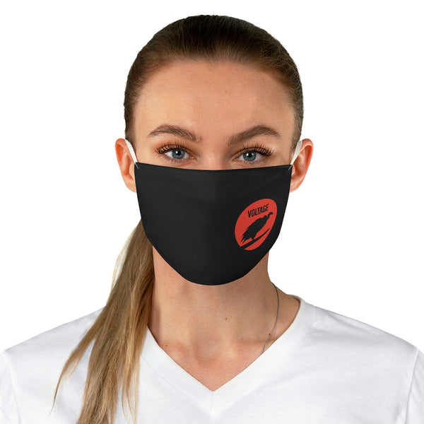 Voltage Fabric Face Mask