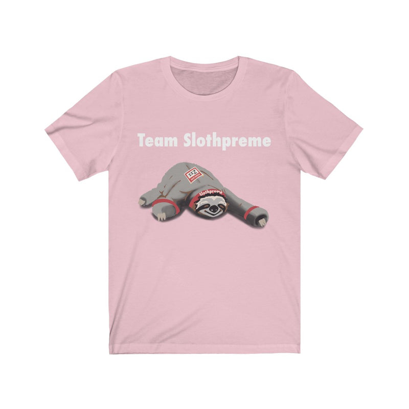 Team Slothpreme Tee | Just Abi