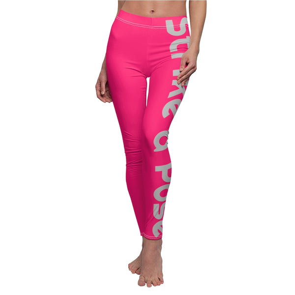 Strike A Pose Yoga Clothes | Root Chakra Red Yoga Pants