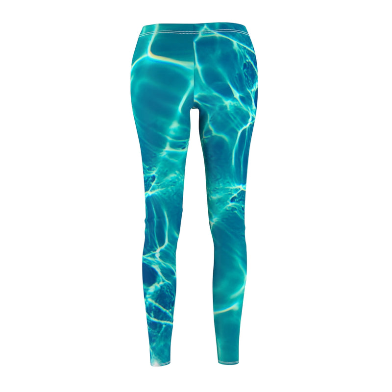 Wave Yoga Leggings