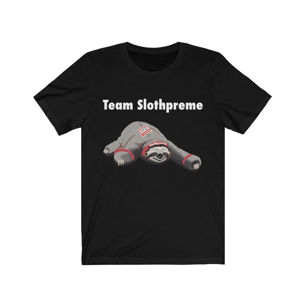 Team Slothpreme Tee | Just Abi Collection