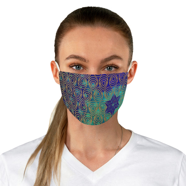 Not Just A Hanukkah Face Mask