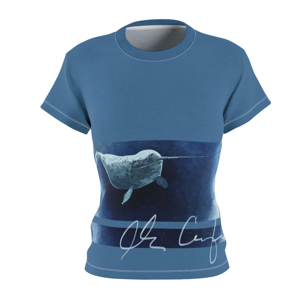 Narwhal T-shirt | Just Abi Collection
